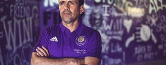 Orlando City tabs Pareja as new coach