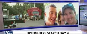 Missing firefighter