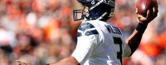 Russell Wilson now the betting favorite to be NFL MVP