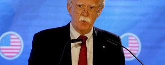 Bolton says Iran silence on US talks offer