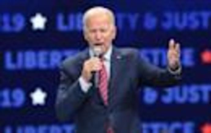 Joe Biden would beat Trump by 12% and has double-digit lead in primary, Fox News poll finds