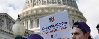 Supreme Court allows Trump's partial military ban on transgender people in military to take effect