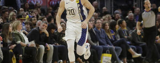Warren scores 33 to help Pacers hold off Warriors 129-118