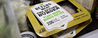 Beyond Meat Shorts Close to `Tipping Point