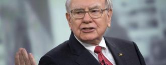 Buffett Bought Up His Own Stock While Selling Others Amid Rally