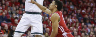 No. 11 Michigan State finds stride as Ohio State visits