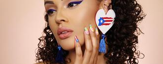 Viva Glam Kay Teamed Up With Reina Rebelde to Create a Makeup Collection Dedicated to Puerto Rico