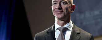 Bezos Sells $3.1 Billion of Amazon Shares After Fortune Surges