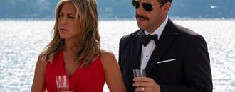 Netflix Reveals Record-Breaking Stats for Sandler-Aniston