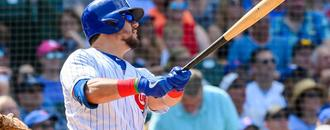 Kyle Schwarber tops off big 2019 by marrying longtime girlfriend Paige Hartman