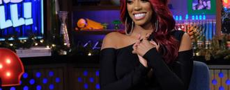 Porsha Williams Says Being Tear-Gassed During Peaceful Protest Gave Her