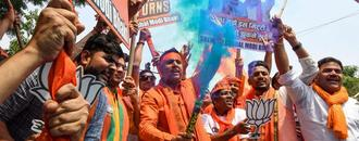Narendra Modi wins landslide victory in Indian election
