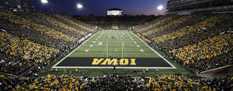 Iowa strength coach put on leave amid racism allegations