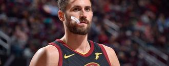 Report: Trail Blazers offered to trade expiring contracts to Cavaliers for Kevin Love