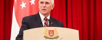 U.S. Vice President Pence vows no end to tariffs until China bows