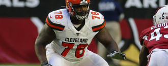 NFL free agent Greg Robinson jailed in Texas on pot charge