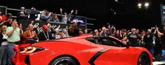 Man who paid $3M for 2020 Corvette Stingray says he