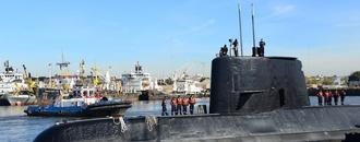 Argentina says abnormal noise heard after sub