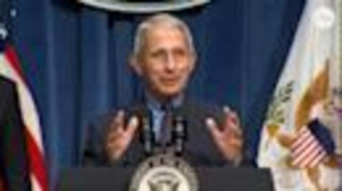 Dr. Anthony Fauci says he hasn\