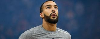 Rudy Gobert to replace name on jersey with