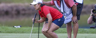 Gaby Lopez wins LPGA tournament in Florida in 7-hole playoff