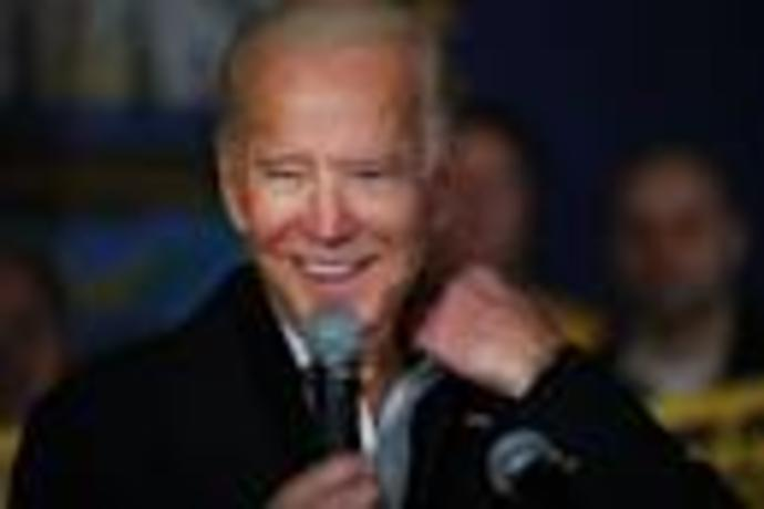 Biden seemingly didn\