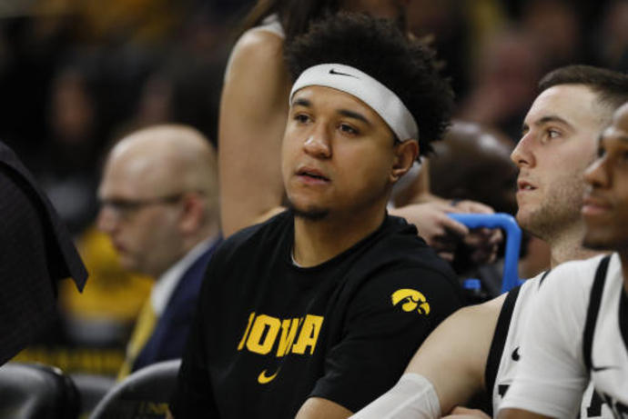 Pemsl leaving Iowa to play final season as grad transfer