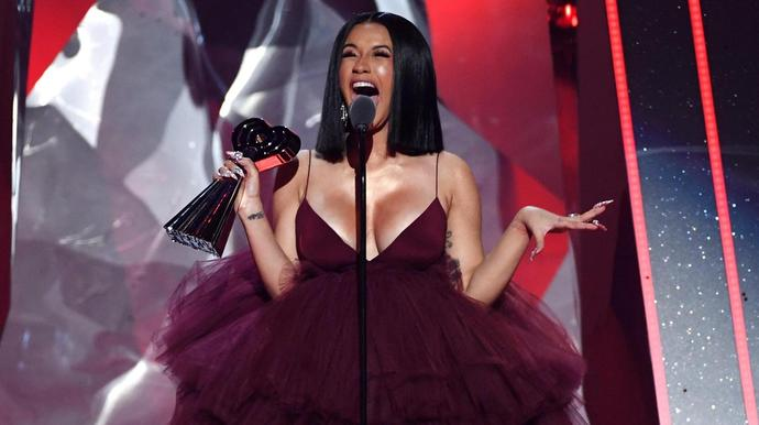 Cardi B Thanks Her Haters For Downloading Her Songs To 'Talk