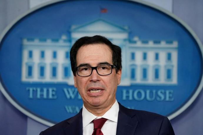 Documents to show U.S.-China trade deal fully enforceable - Mnuchin