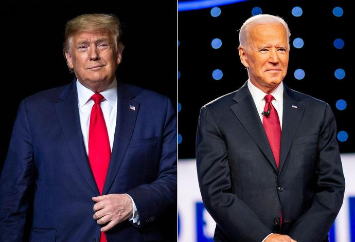Exclusive USA TODAY poll: Biden widens his lead, but Trump keeps the edge on enthusiasm