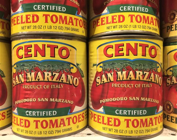 Tomato fight: Cento Fine Foods faces lawsuit over authenticity of its San Marzano tomatoes