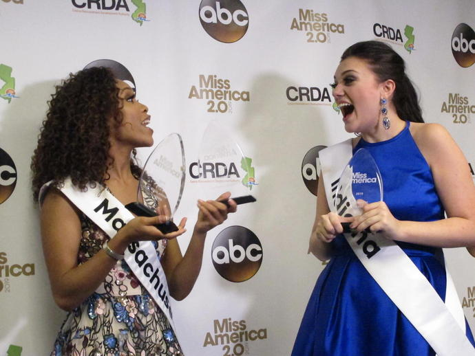 The Latest: Miss New York named 2019 Miss America