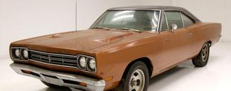 Barn Find 1969 Plymouth Road Runner Needs Some Loving