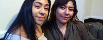 One sister has DACA status, the other doesn