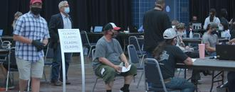 Unemployed Americans Line Up as $600 Jobless Benefit Expires