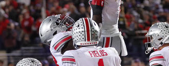 AP Top 25: Ohio State jumps Clemson to 3rd; Wisconsin falls