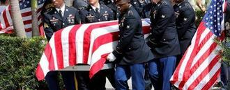 Additional remains found of U.S. soldier killed in Niger
