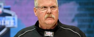 In addition to being a Super Bowl champ, Andy Reid is also a gentleman and a scholar
