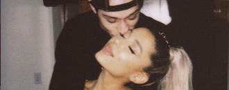 Seth Rogen Calls Out Ariana and Pete on Instagram