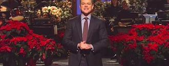 Host Matt Damon Honors