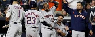 Astros top Yankees 4-1 in Game 3, take 2-1 ALCS lead