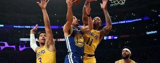 NBA: Same old story as Warriors start to
