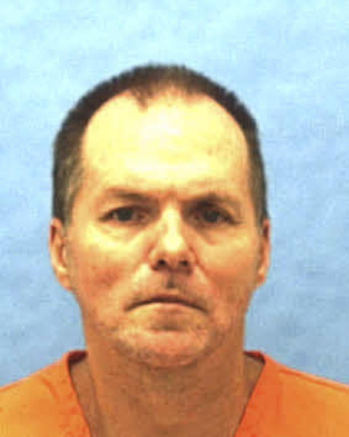 Florida executes convicted double-murderer using new drug