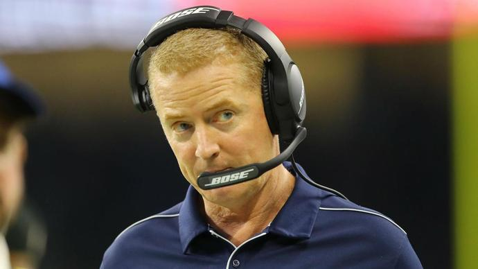 Jerry Jones: Jason Garrett will be coaching in the NFL next year