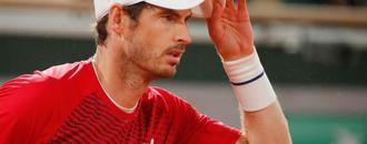 Murray sees silver lining in Rotterdam exit