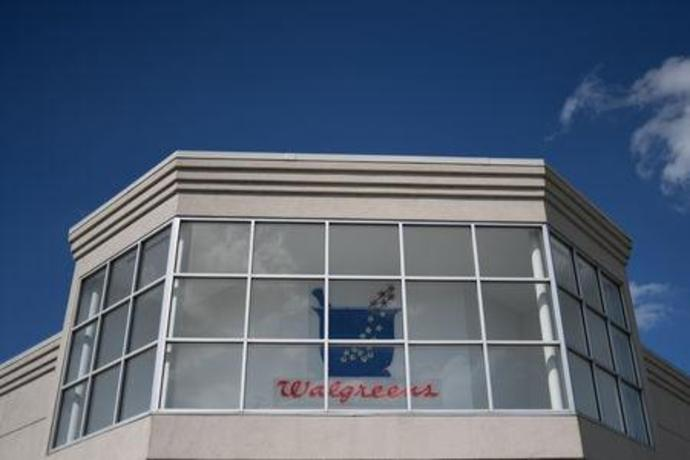 A Walgreens pharmacy store is seen in Austin, Texas