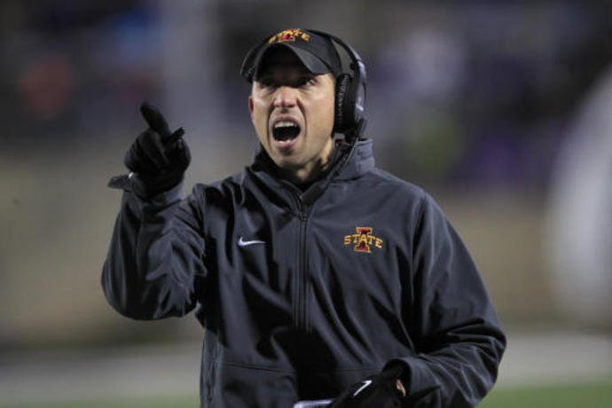 Iowa State extends Campbell through 2025