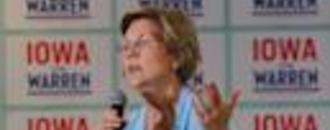Warren would ask for resignation of all of Trump