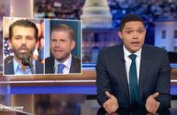 Trevor Noah Exposes Eric and Don Jr.