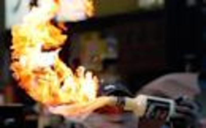 Petrol bombs thrown in Hong Kong as anger flares over \